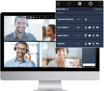 ip-telephony-video-conferencing Pabx Cloud